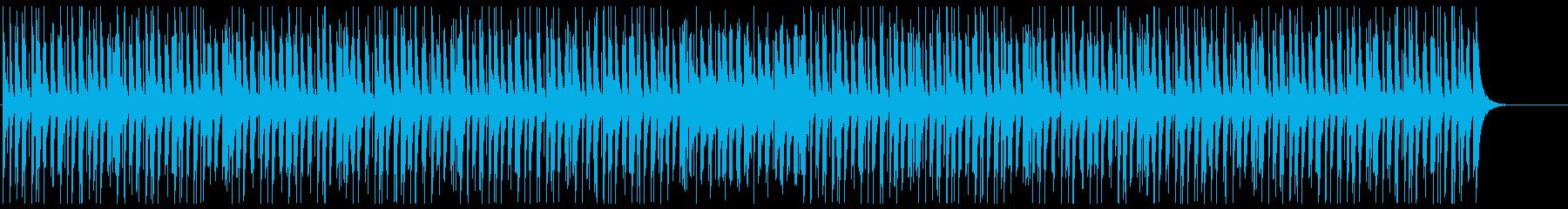 【掛け声なし】和風でコミカルな雰囲気の三の再生済みの波形