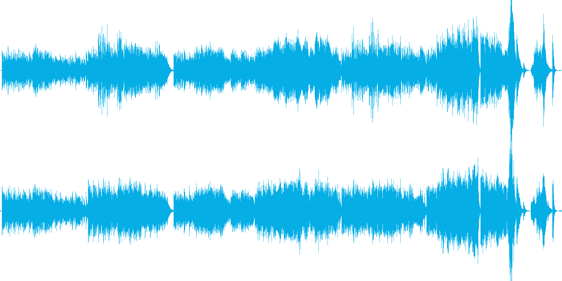 禁じられた遊び〜3つのギター用編曲の再生済みの波形