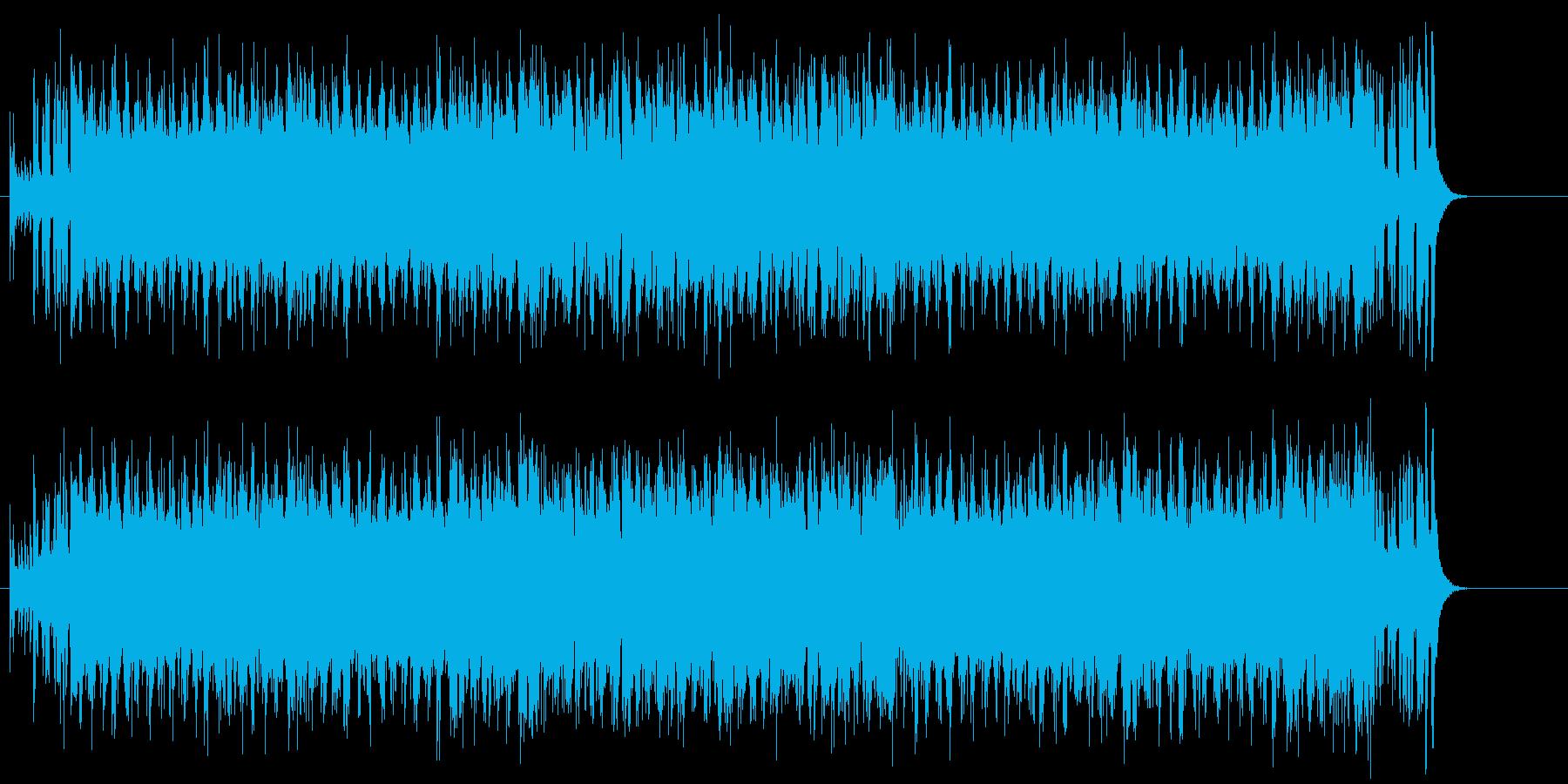 華やかでいなせなラテン・サウンドの再生済みの波形