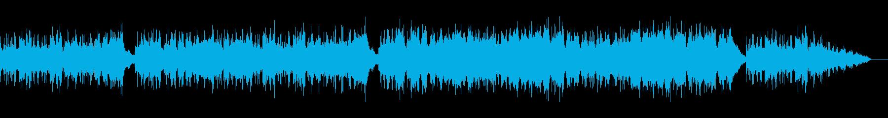 RPG:フィールド用BGM1の再生済みの波形