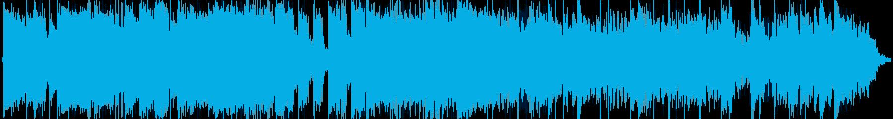 Funkyな登場系ジングルです。の再生済みの波形