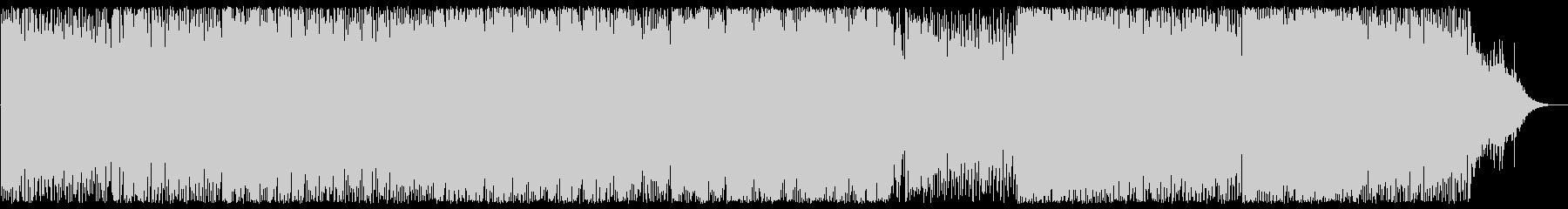 艶やかで軽快なテクノビートポップサウンドの未再生の波形