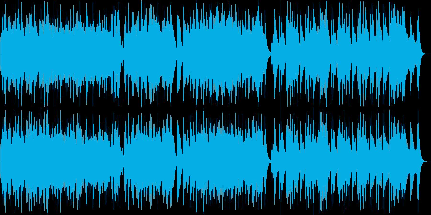 交響曲第40番第1楽章/モーツァルトの再生済みの波形