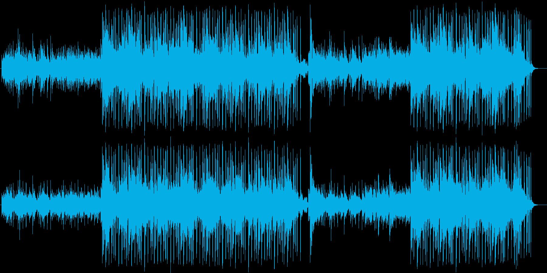 感動的 BGM 結婚式 入場 紹介の再生済みの波形