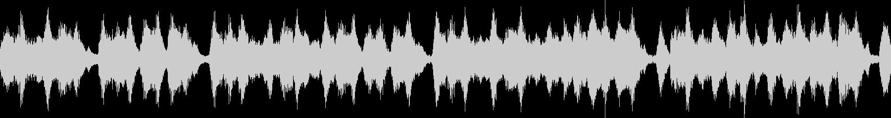 哀しい雰囲気のクラシックジングル_ループの未再生の波形