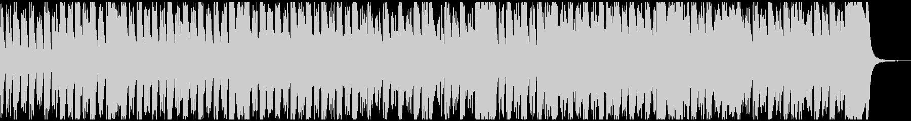 明るい行進曲風オーケストラ メロ抜きの未再生の波形