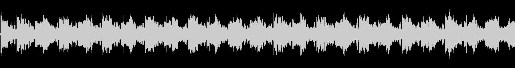様々なシーンを想定した約30秒の曲です。の未再生の波形
