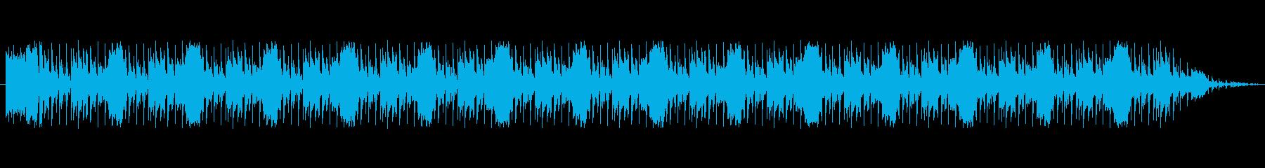 ニュースランキングの再生済みの波形