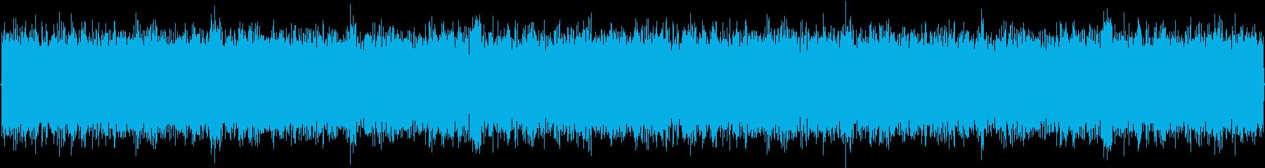 デジタル_怪しいの再生済みの波形