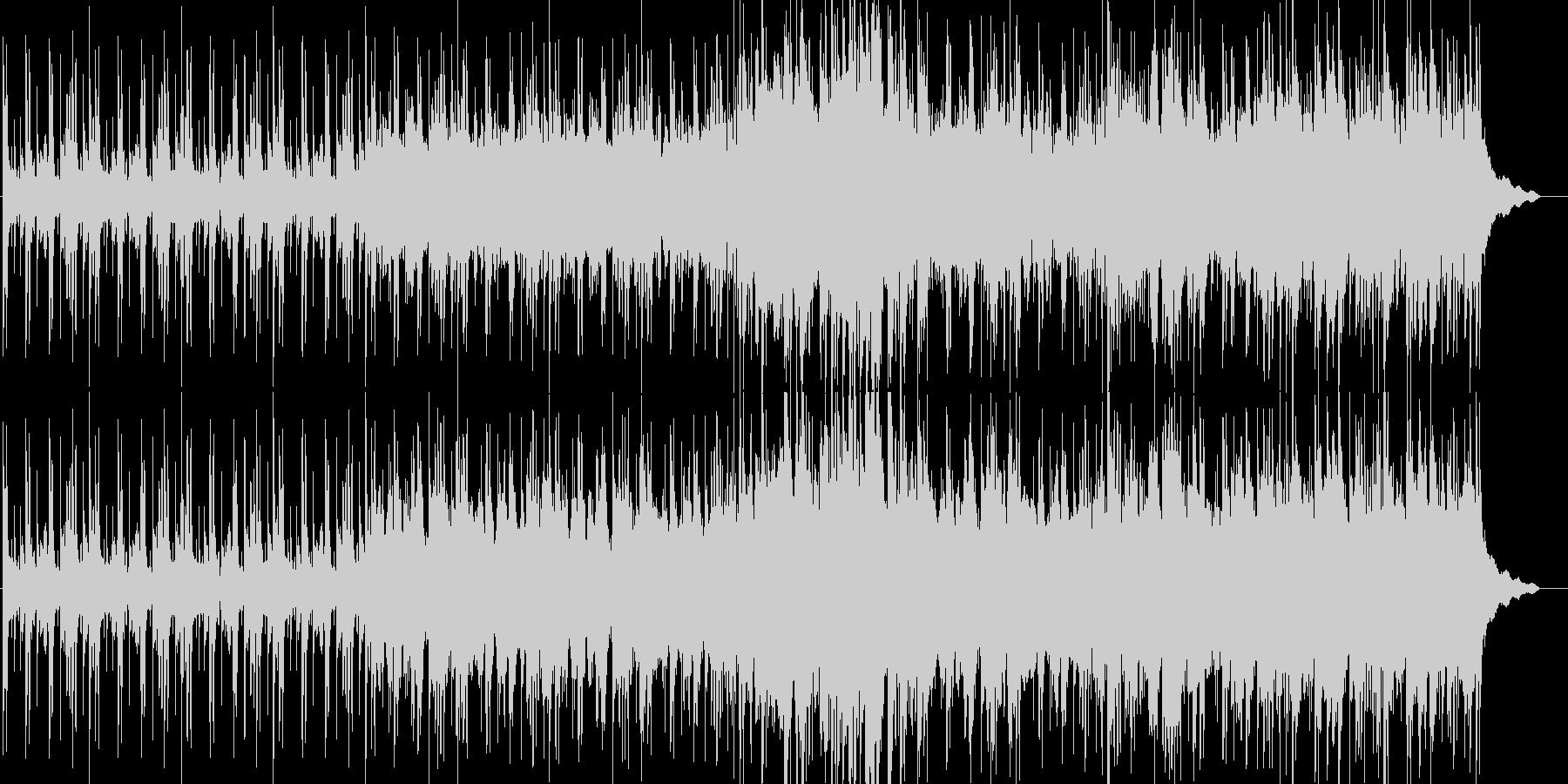 インド音楽の未再生の波形