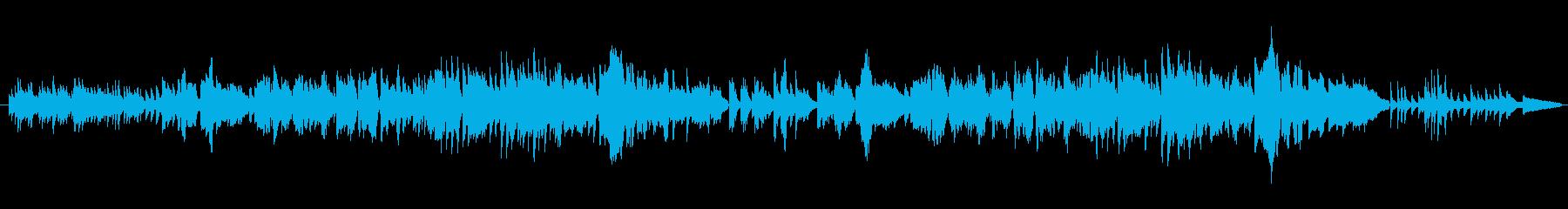 私が初めて作詞・作曲した思い出深い曲で…の再生済みの波形