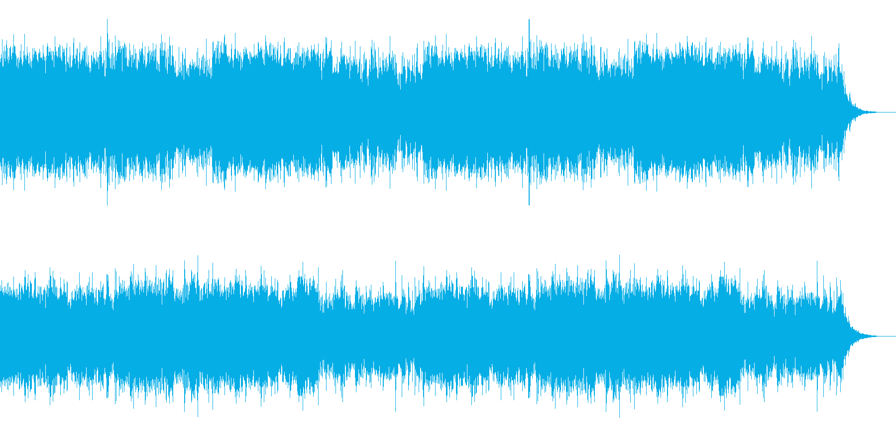 不吉な兆し、オーケストラ版。の再生済みの波形
