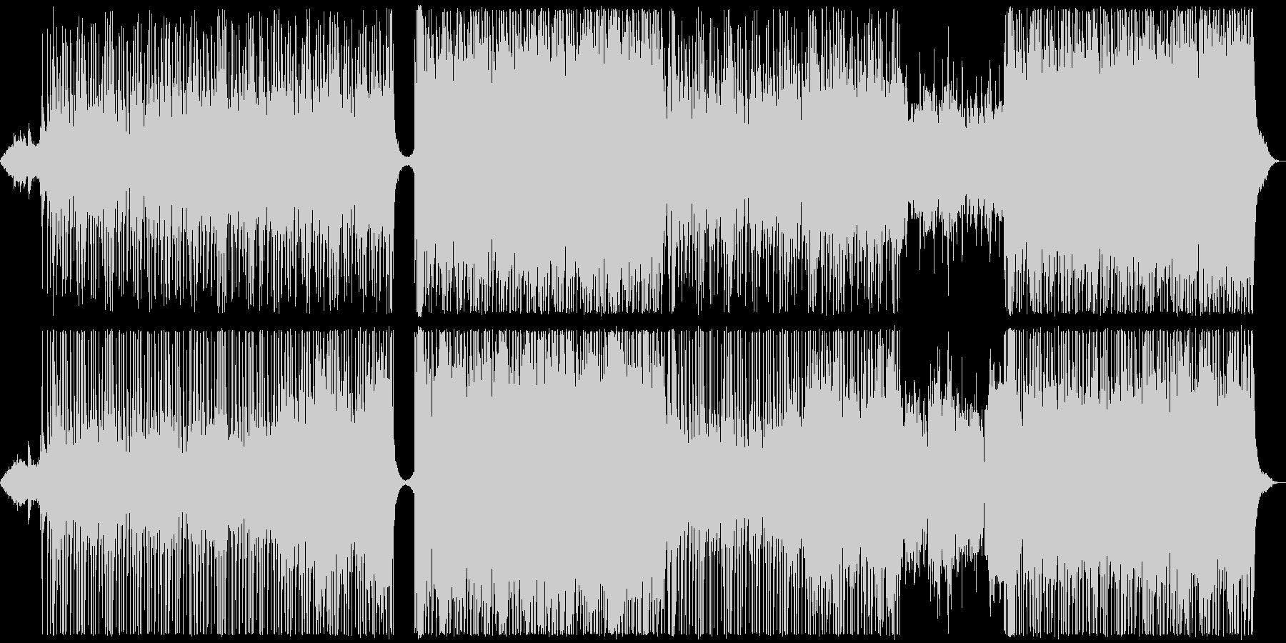 【メロディ抜き】ピアノとパッド中心の透…の未再生の波形