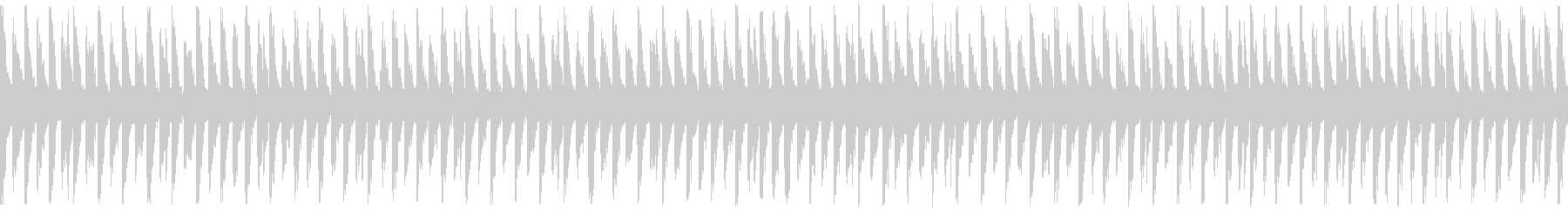 【ループ再生】希望・ポジティブな曲の未再生の波形