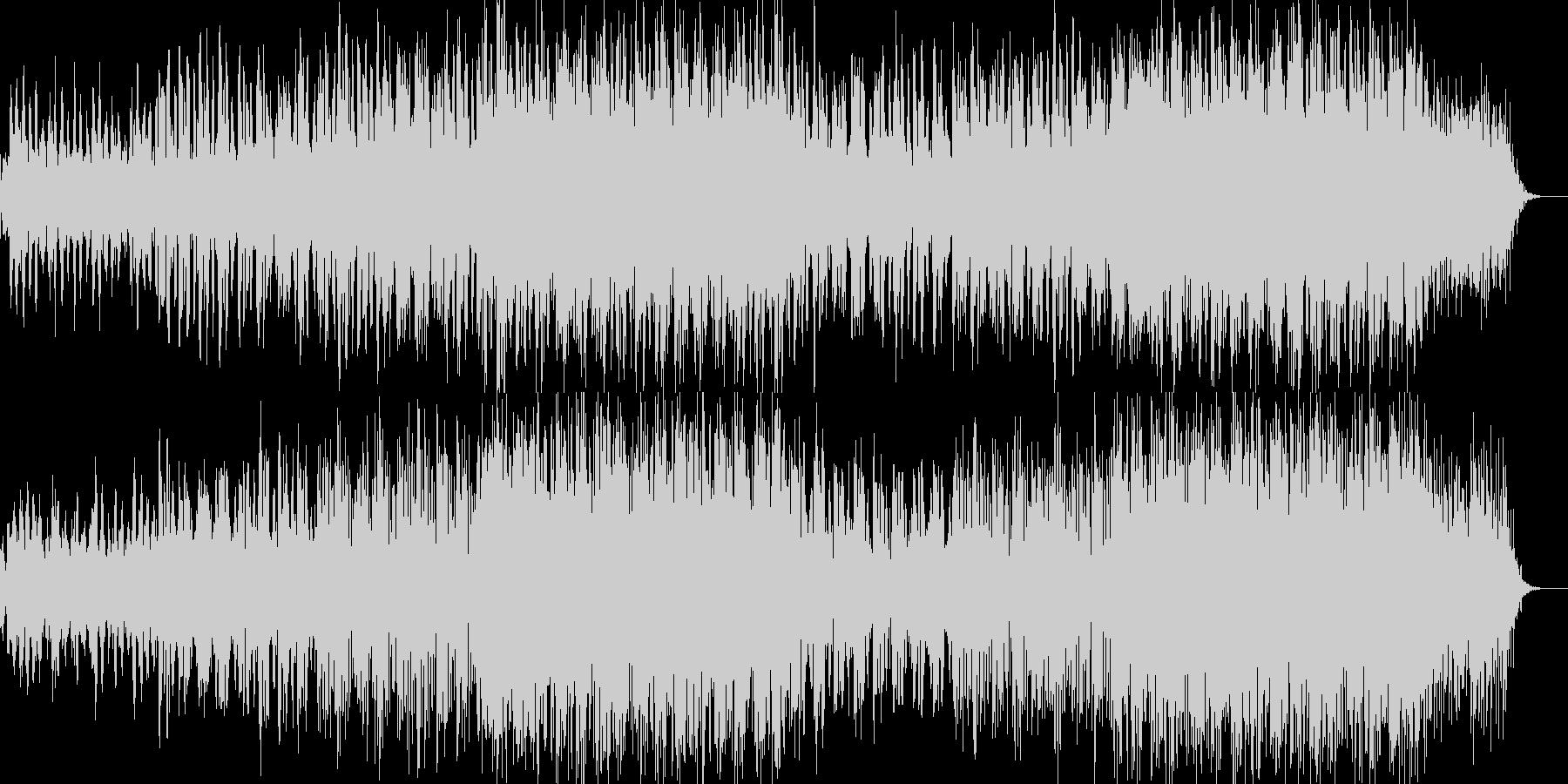 アンビエント環境音楽ヒーリング-12の未再生の波形