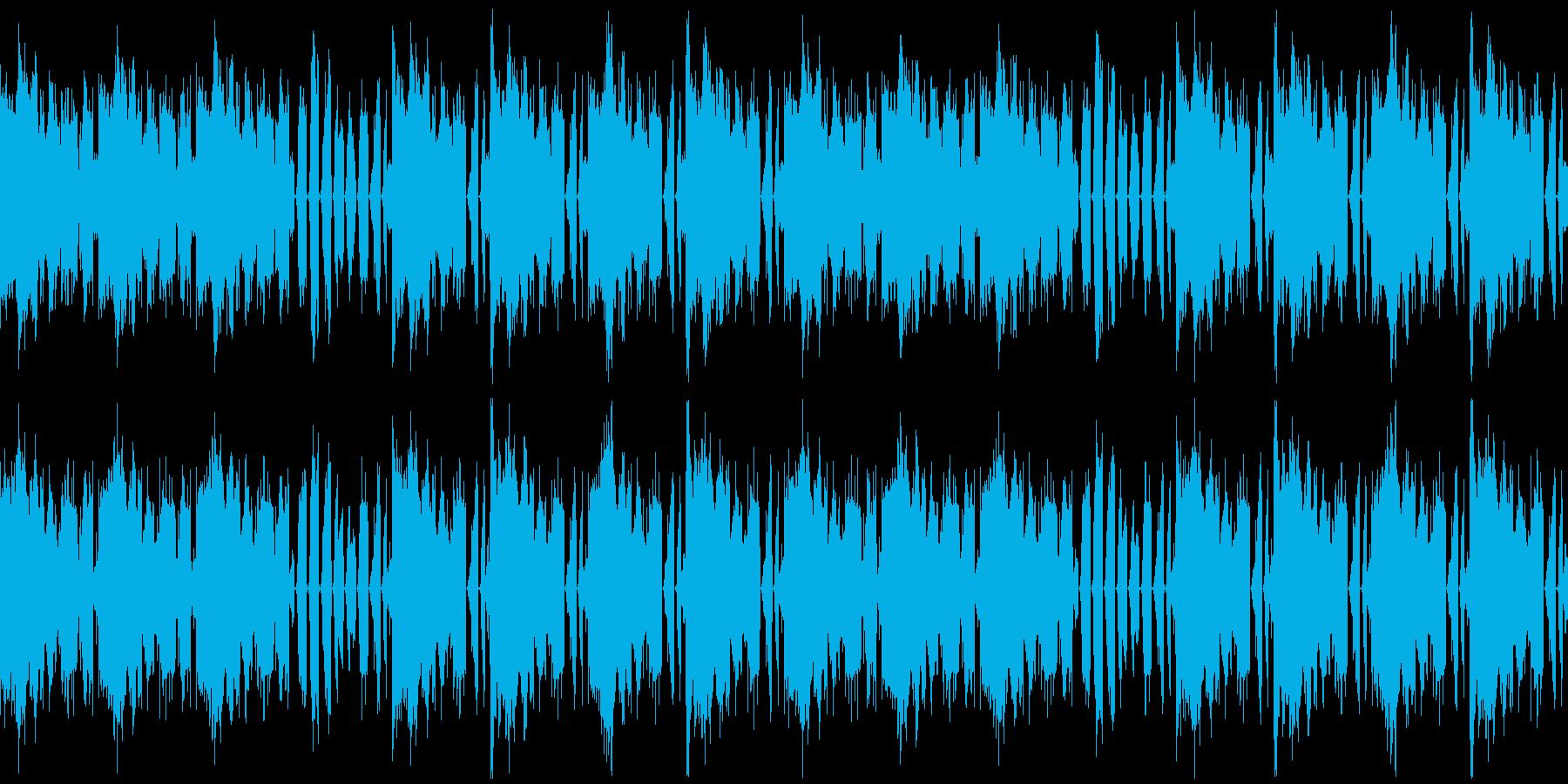 【ムードたっぷりおしゃれSAXJAZZ】の再生済みの波形