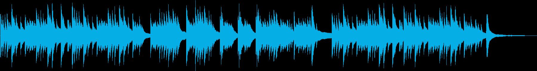 メロドラマ3(ピアノソロ)の再生済みの波形