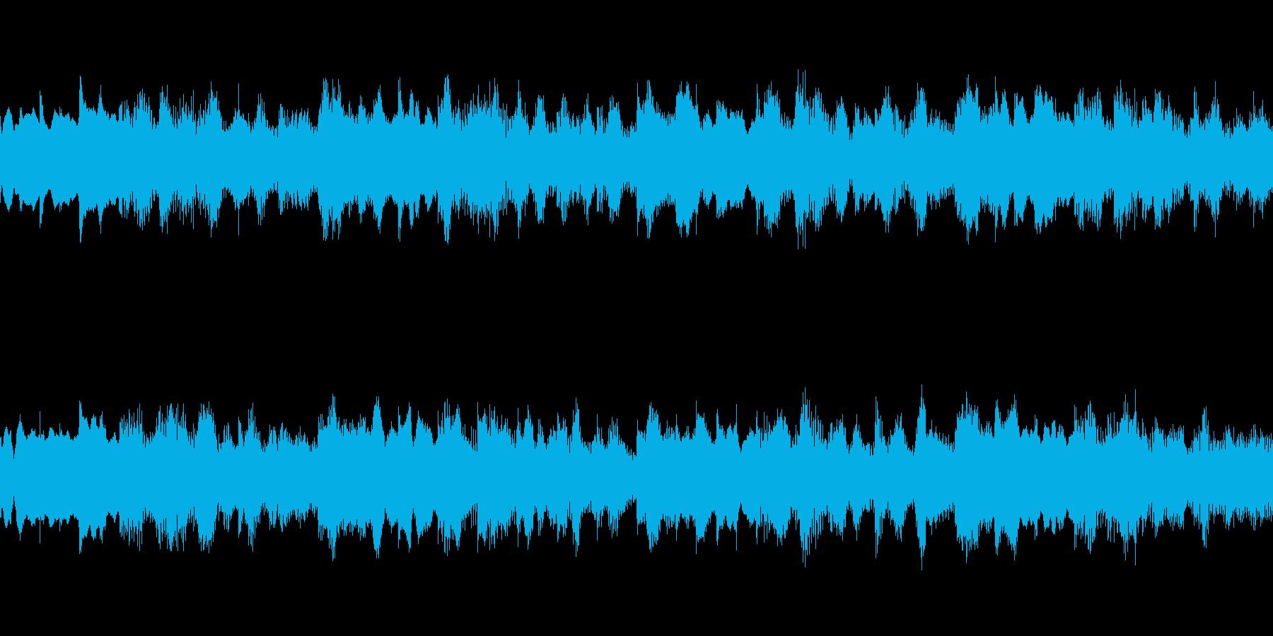 【Loop】クリスタルヒーリングの再生済みの波形