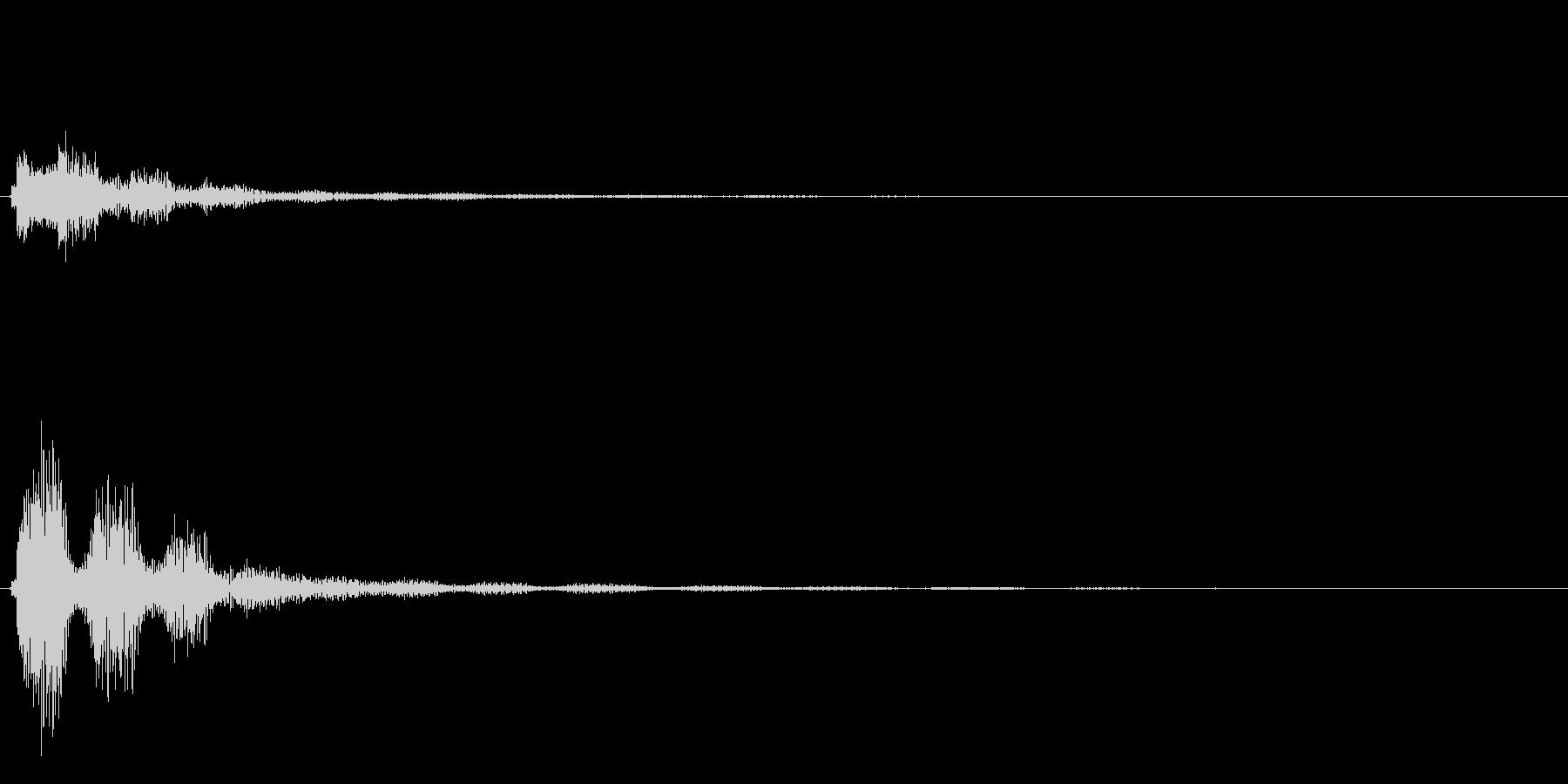 キラキラ系_064の未再生の波形