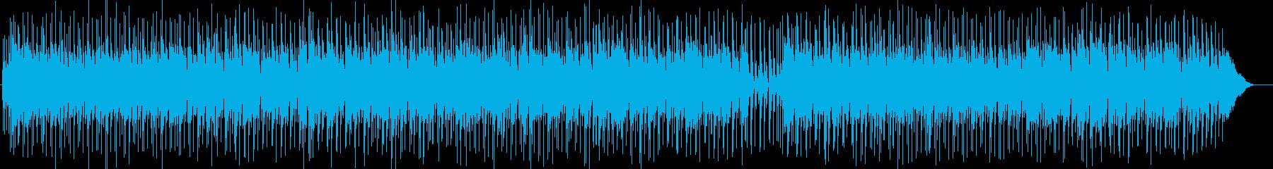 ザ・スミス風の焦燥感あるネオアコ 80sの再生済みの波形