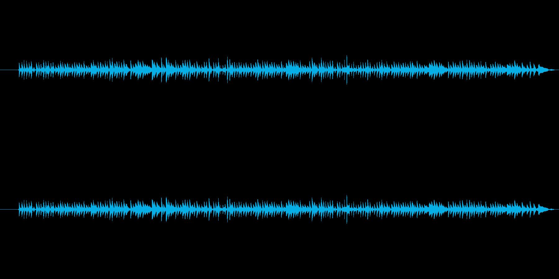 ma-ko song 1001の再生済みの波形