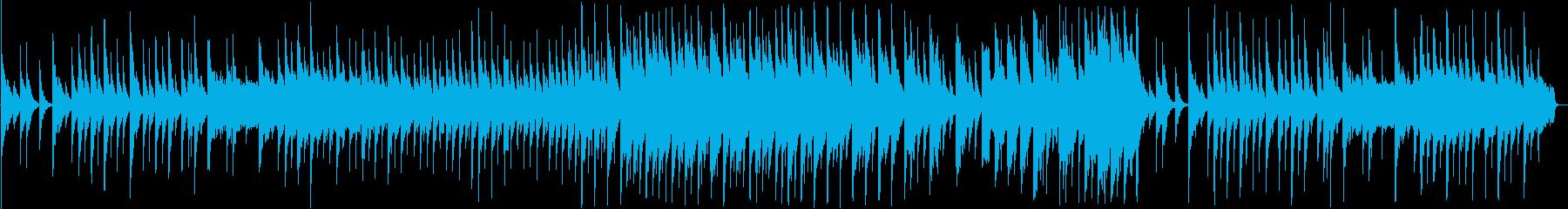 和風なシンセ・三味線サウンドの再生済みの波形