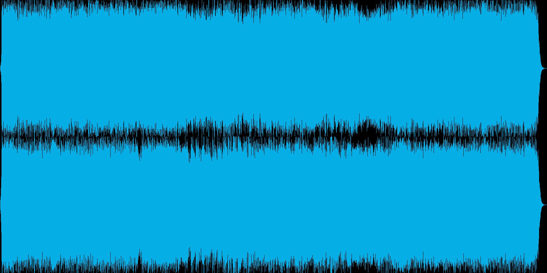 ダークファンタジーオーケストラ戦闘曲46の再生済みの波形