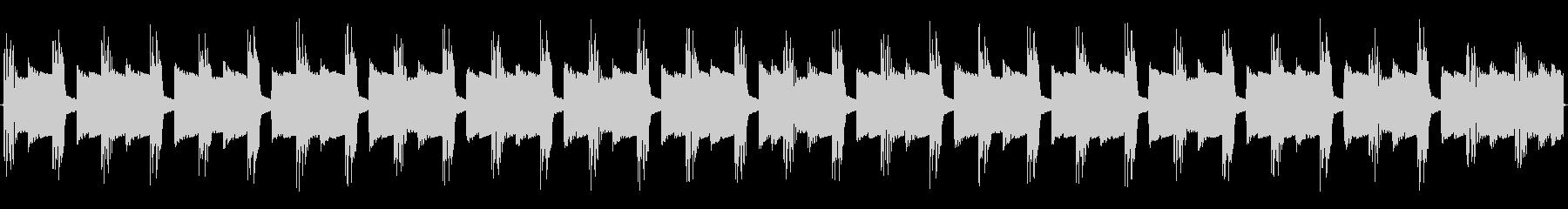 チップチューンの痛快な短いループ2の未再生の波形