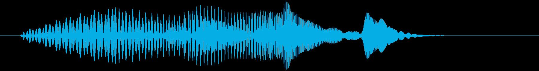 プニ(スライム系の攻撃・ジャンプなど)の再生済みの波形