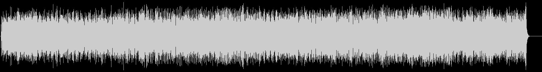 爽やかな歌謡曲風ポップス(フルサイズ)の未再生の波形