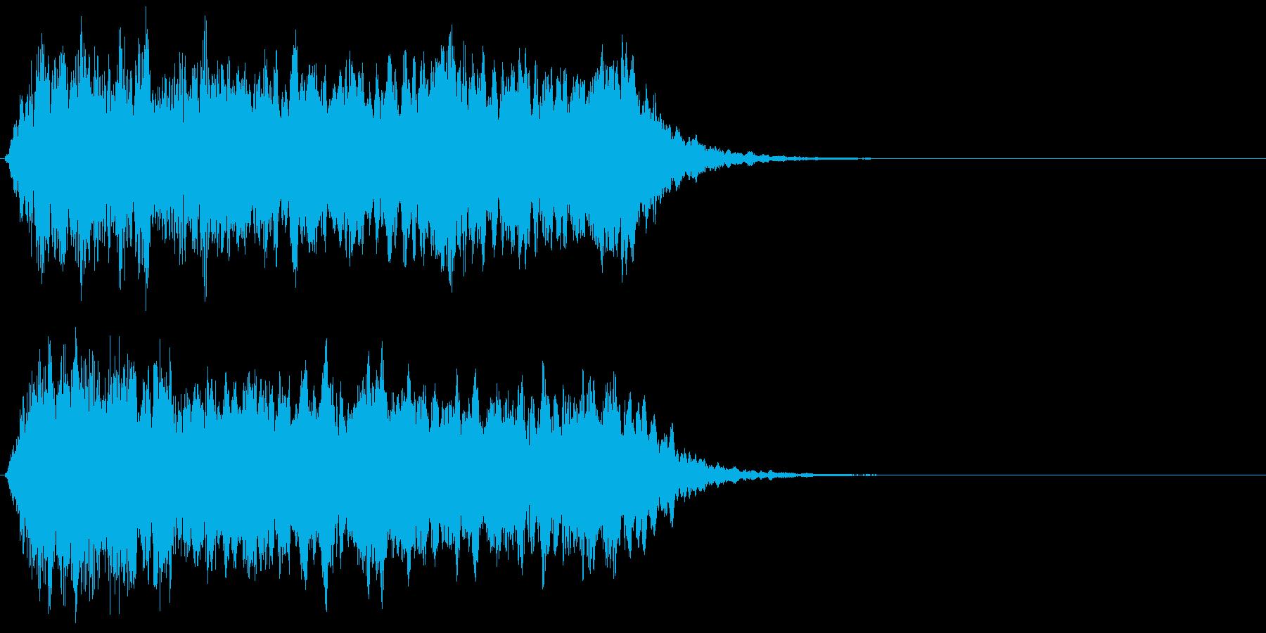 汎用13 アーメン(合唱団)の再生済みの波形