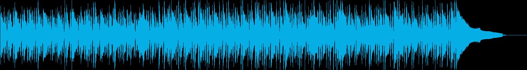 ボサノバ/アコーディオン/のんびり/南国の再生済みの波形