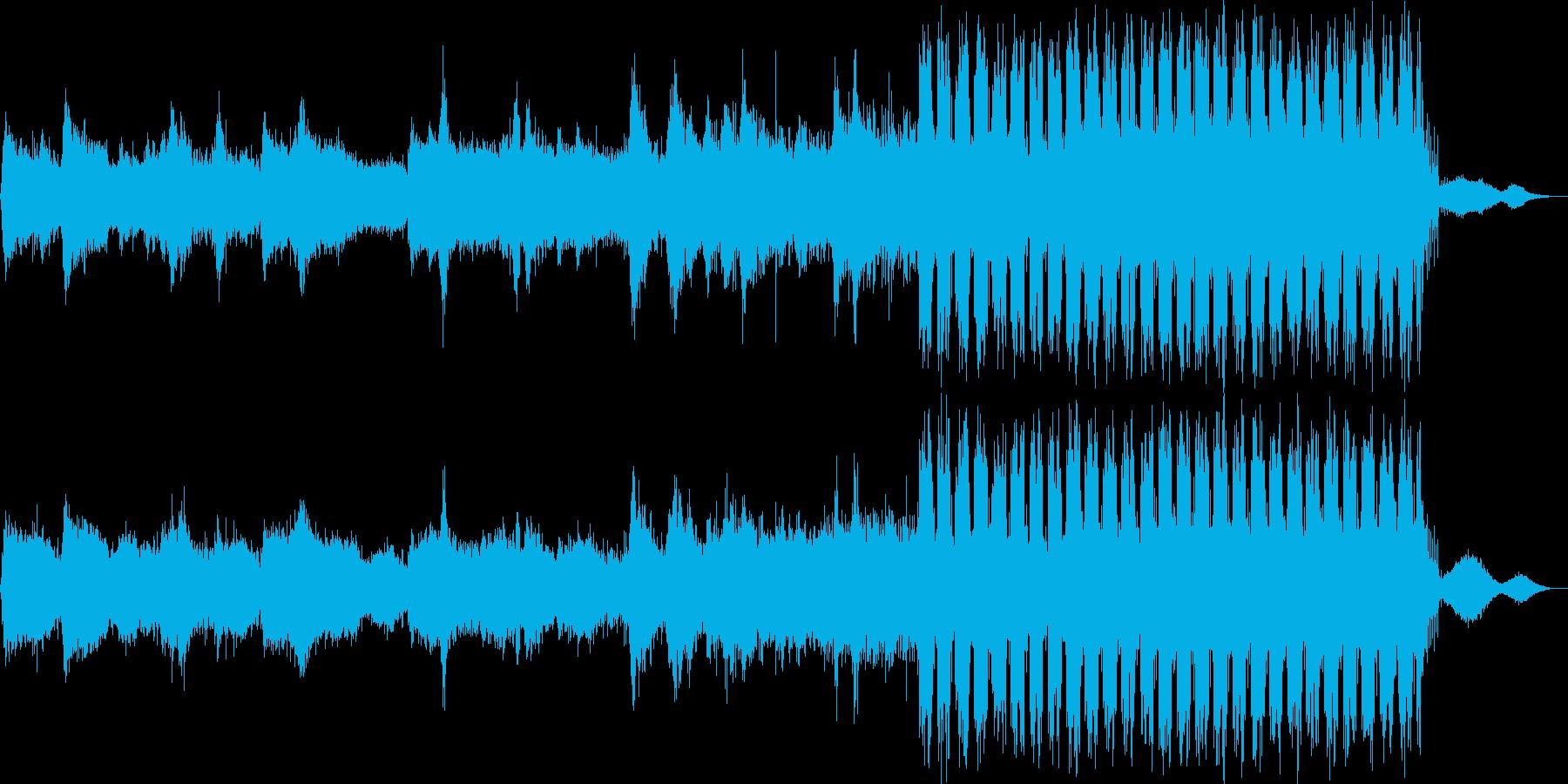 アクア 海 アート芸術 水族館の再生済みの波形