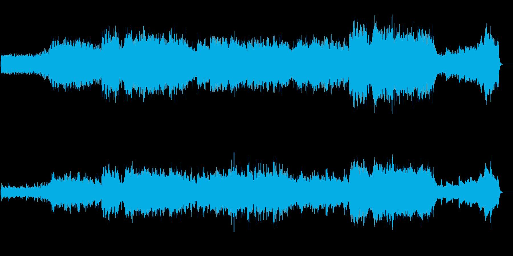 愛と感動のマリッジ・ソングの再生済みの波形