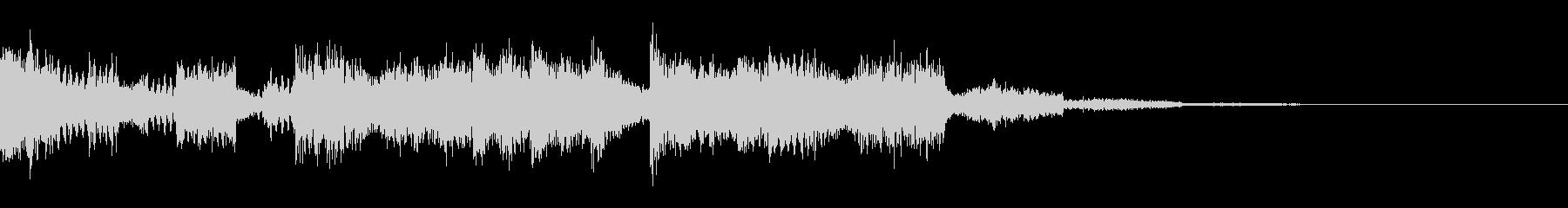 【ロゴ、ジングル】EDM05の未再生の波形