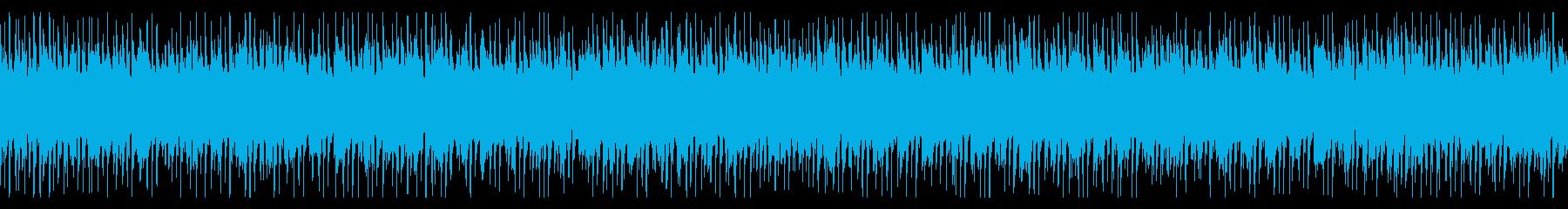 夏を感じる爽やかでクールなソウル/ロックの再生済みの波形