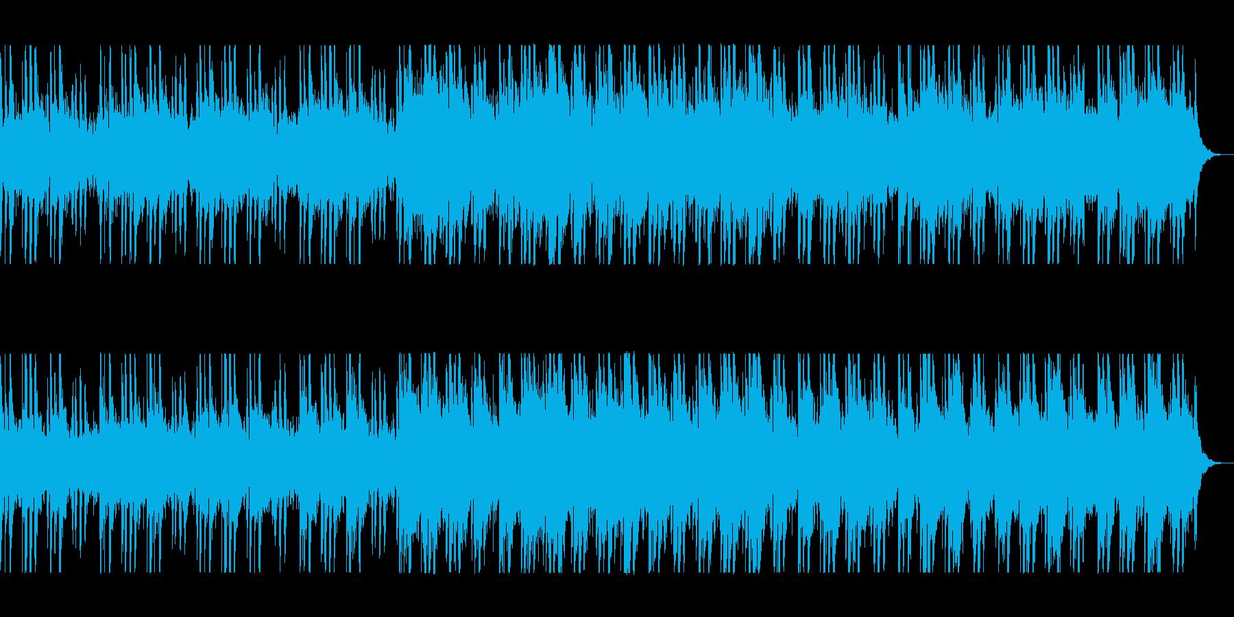 アコギ・アルペジオが美しいAOR系の再生済みの波形