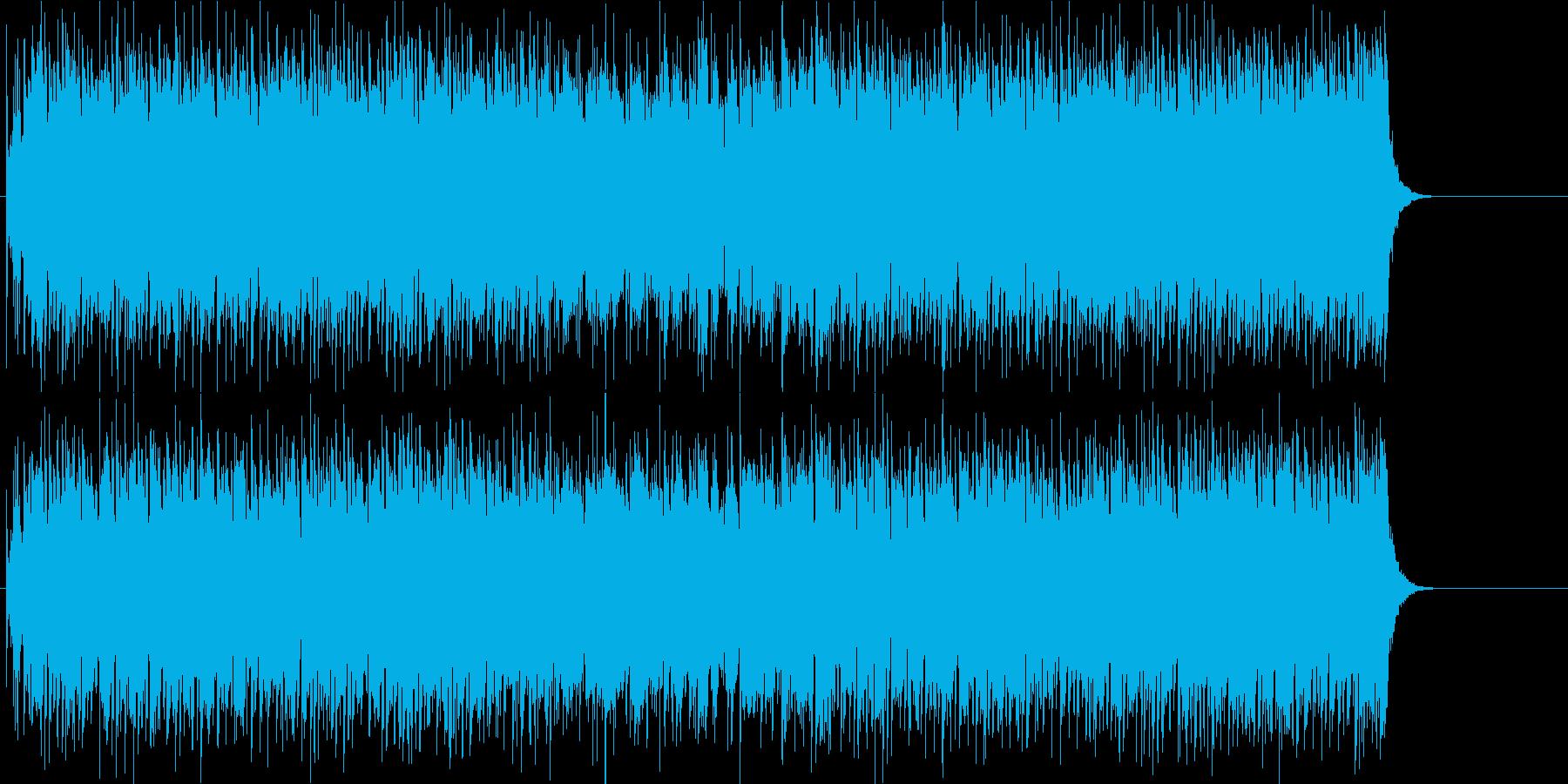 希望 いきいき 青空 さわやか 元気の再生済みの波形