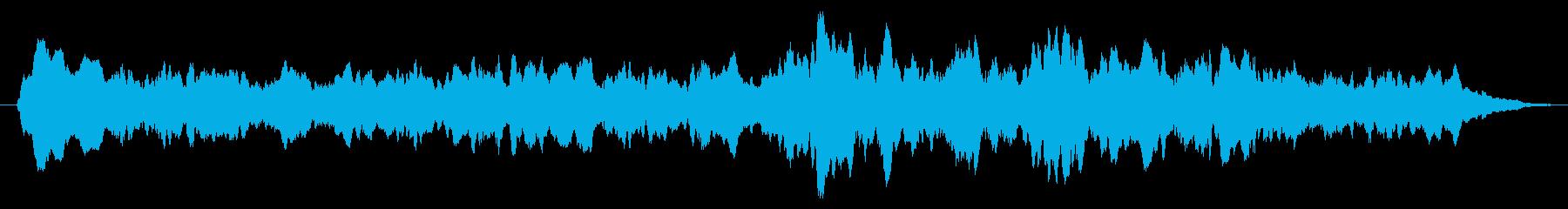 凱旋シーンを表現した悠揚なヒロイック楽…の再生済みの波形