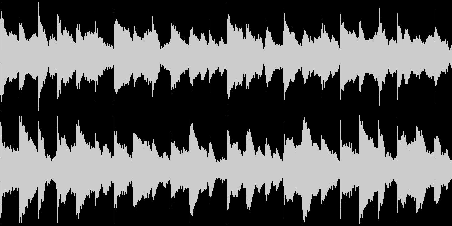 感動表現、CM,ブライダル、ループ5の未再生の波形