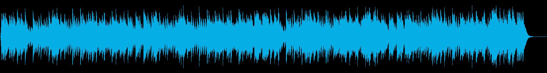 池の鯉の再生済みの波形