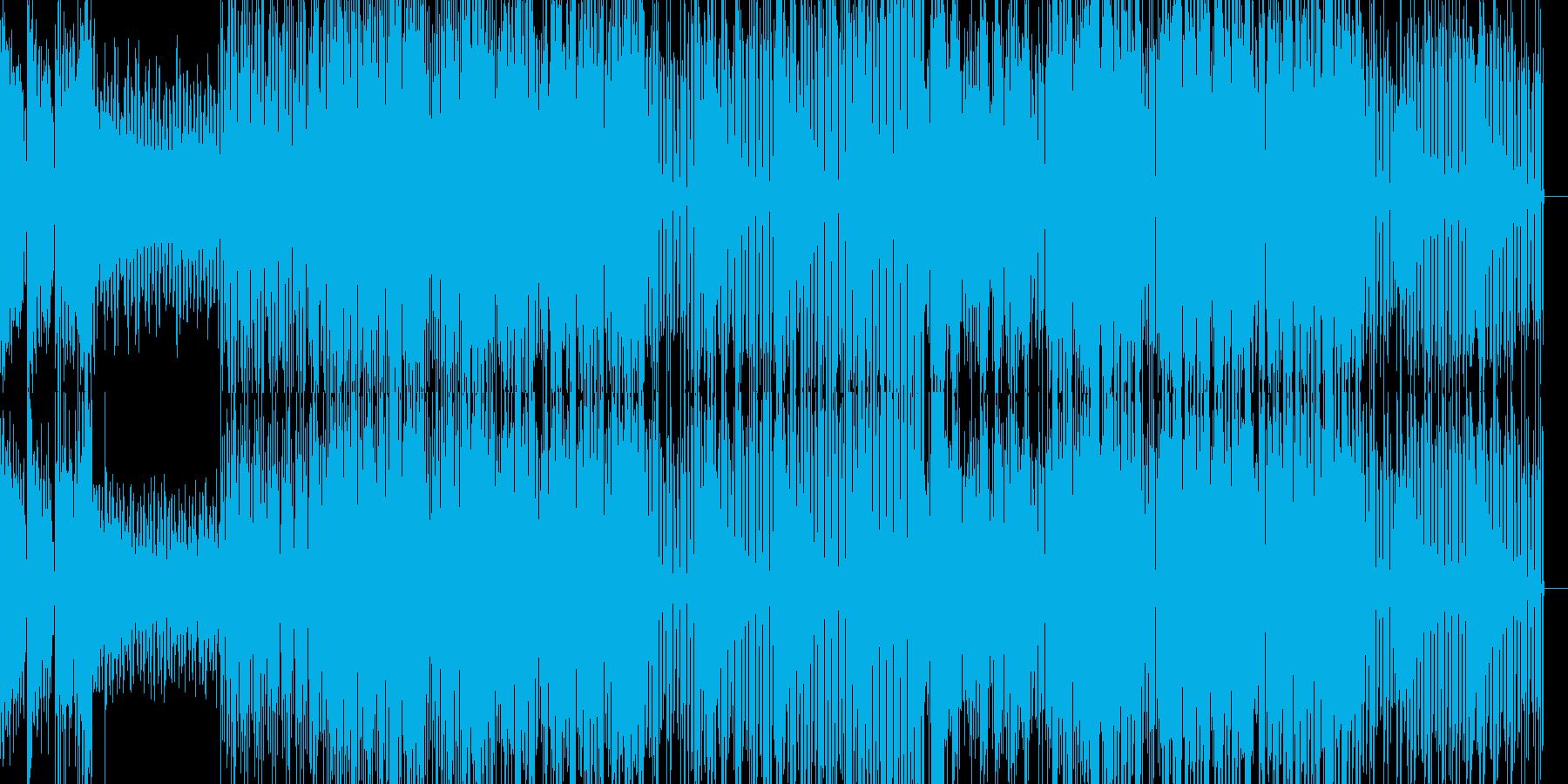 琴(Wa & Electronic)の再生済みの波形