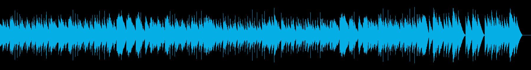 アイーダ 凱旋行進曲 (オルゴール)の再生済みの波形