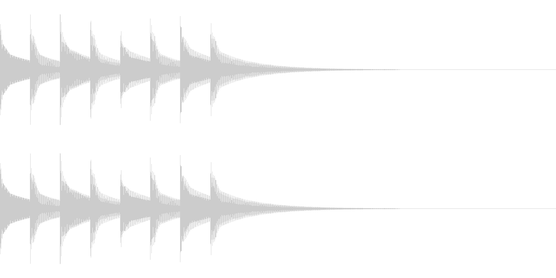 FX・SE/着信音/コール/アラーム/2の未再生の波形