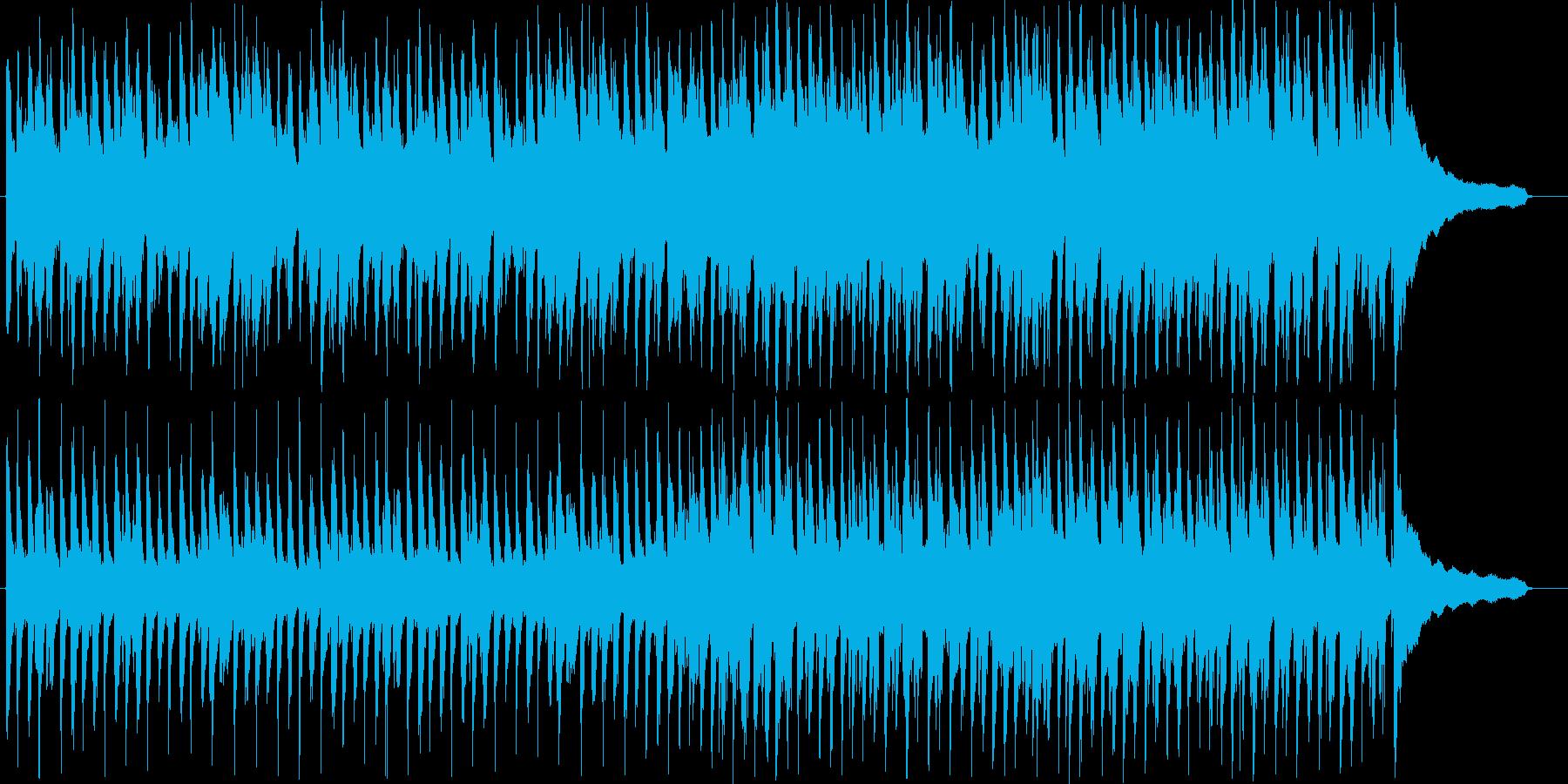 明るくポップな流行コーポレートサウンド♪の再生済みの波形
