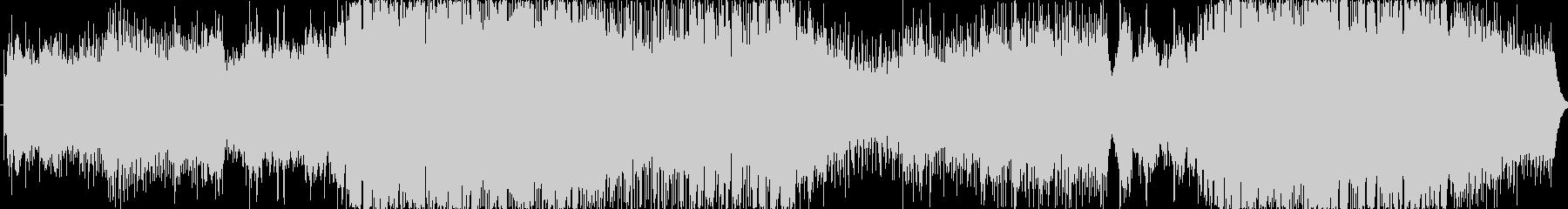 メロディアスなストリングスの OP曲の未再生の波形