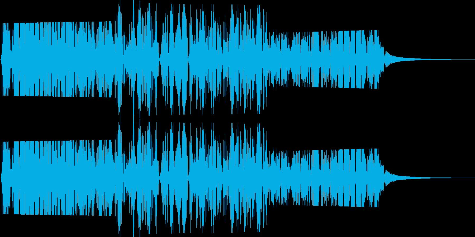 ズバッと斬る_04(刀・刺す・斬撃系)の再生済みの波形