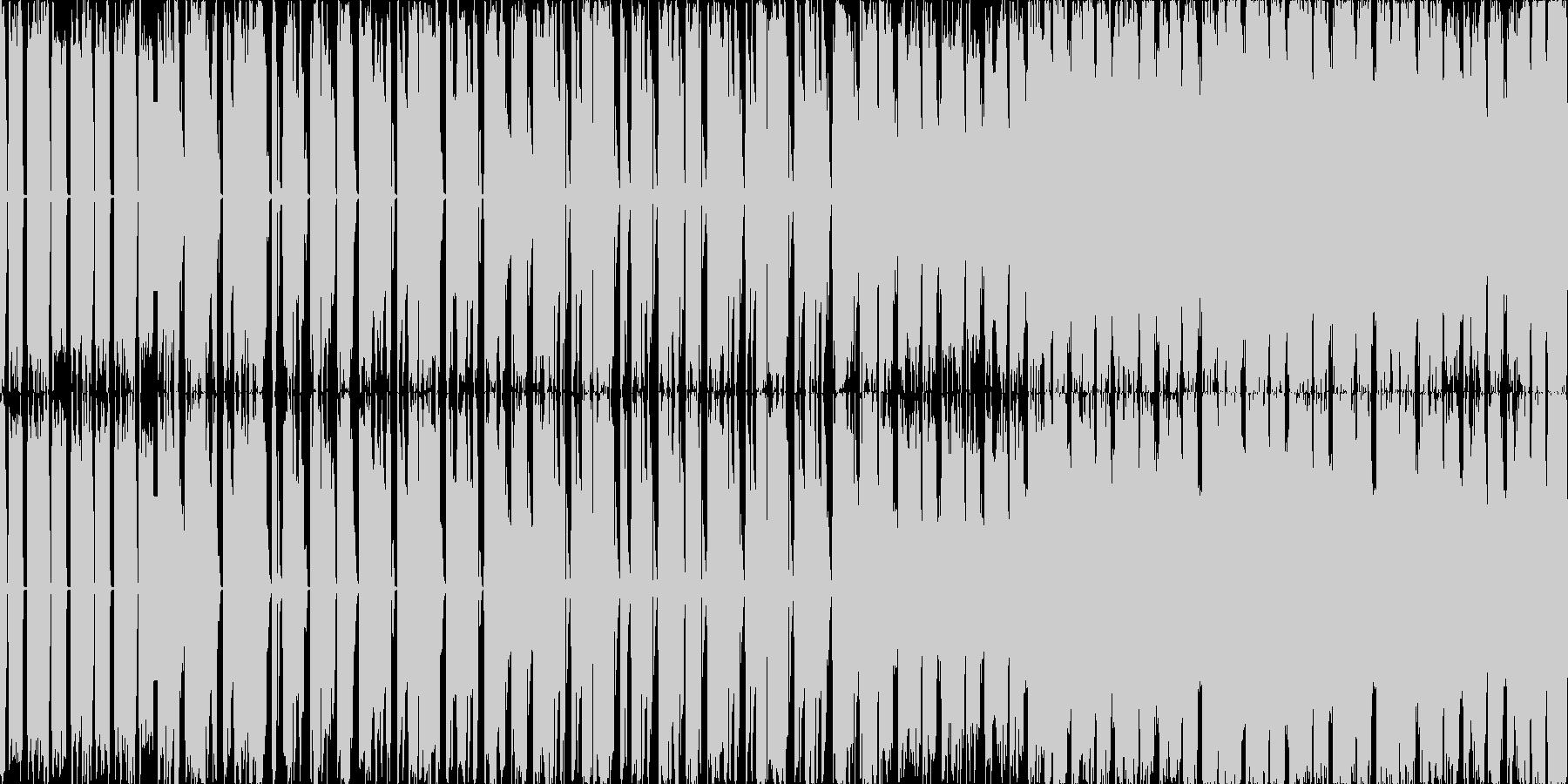 キャラクターチェンジ画面等のBGMに最…の未再生の波形
