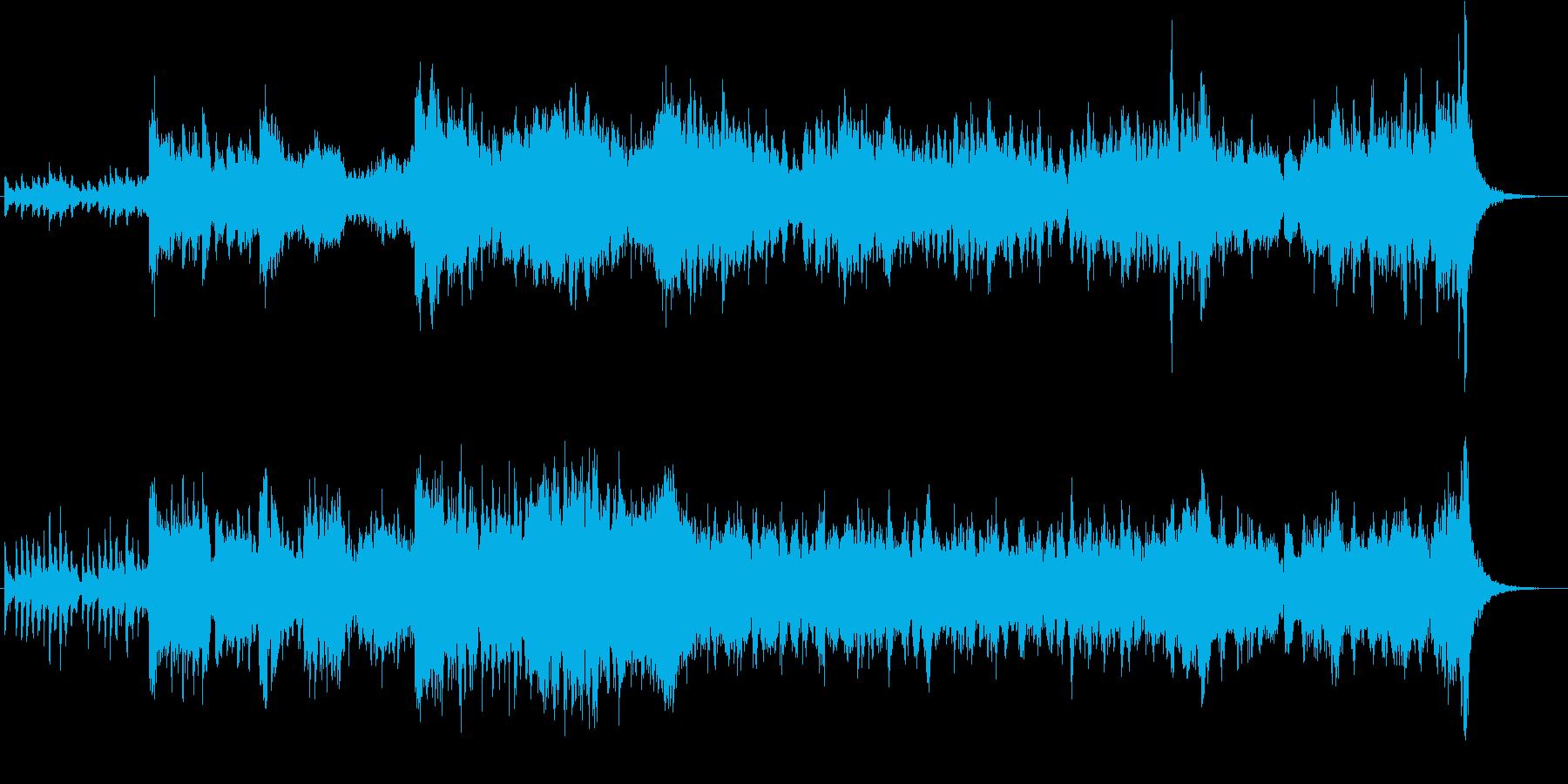 エジプト/ナイル川/ゲームBGMの再生済みの波形