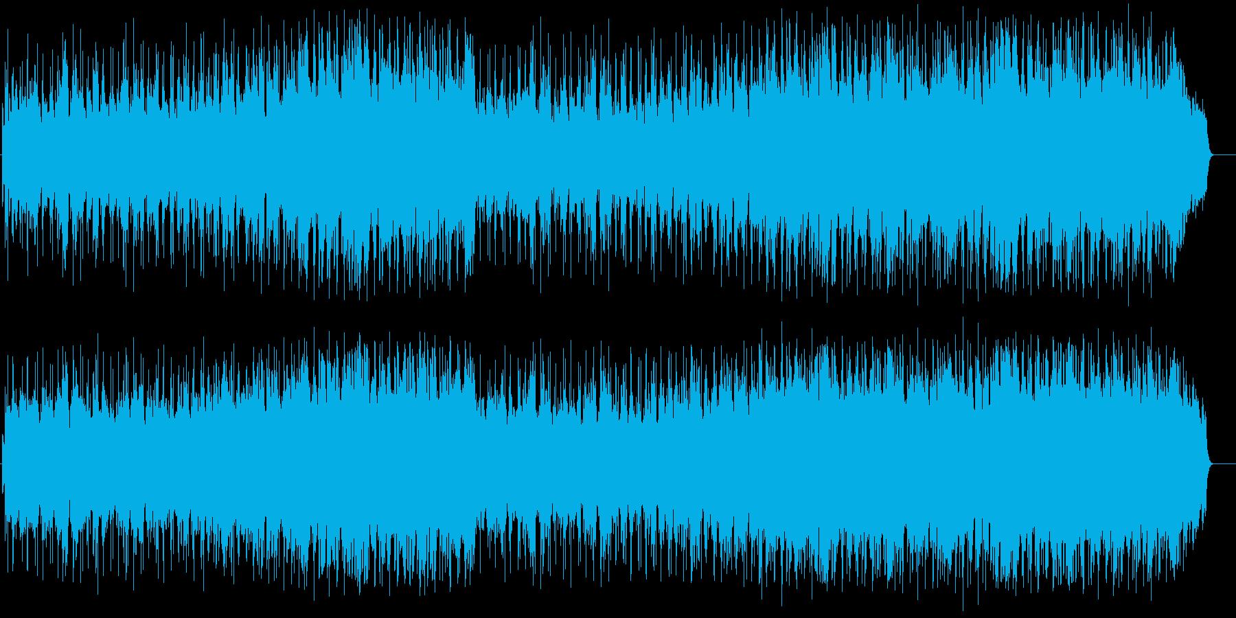 ムードのある大人のエレガントなジャズの再生済みの波形